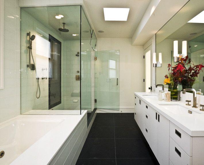 Custom Bathroom Lighting And Automation With Images Custom