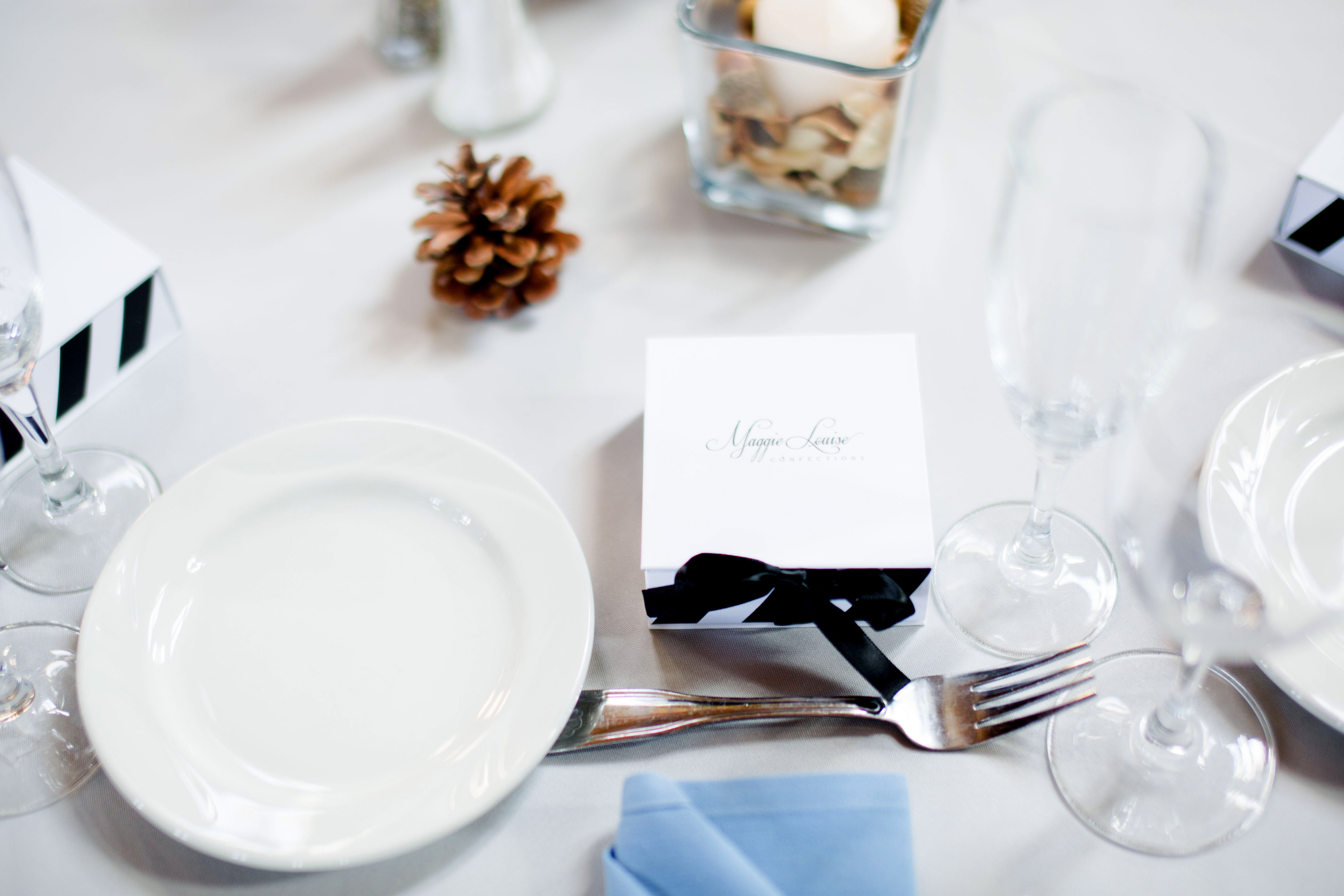 Winter Wedding - Maggie Louise Confections Wedding Favors | I Do ...