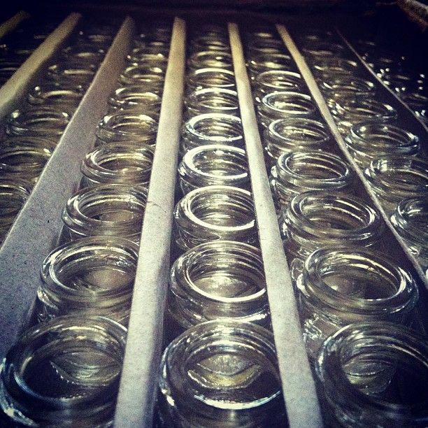 Glass Container 6ml 1 Gram Clear Lid Box Of 1008 Glass Containers Glass Packaging Glass