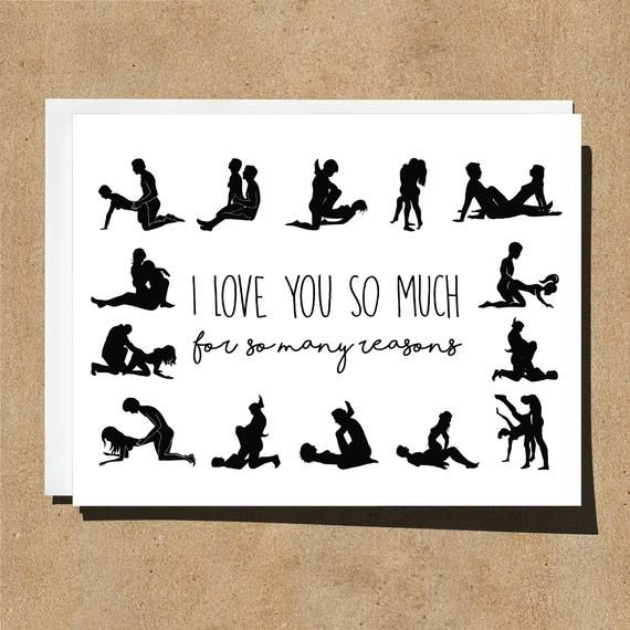 Sexy Anniversary Card For Boyfriend, Funny Anniversary Card, Rude Cards, Naughty Card For Husband