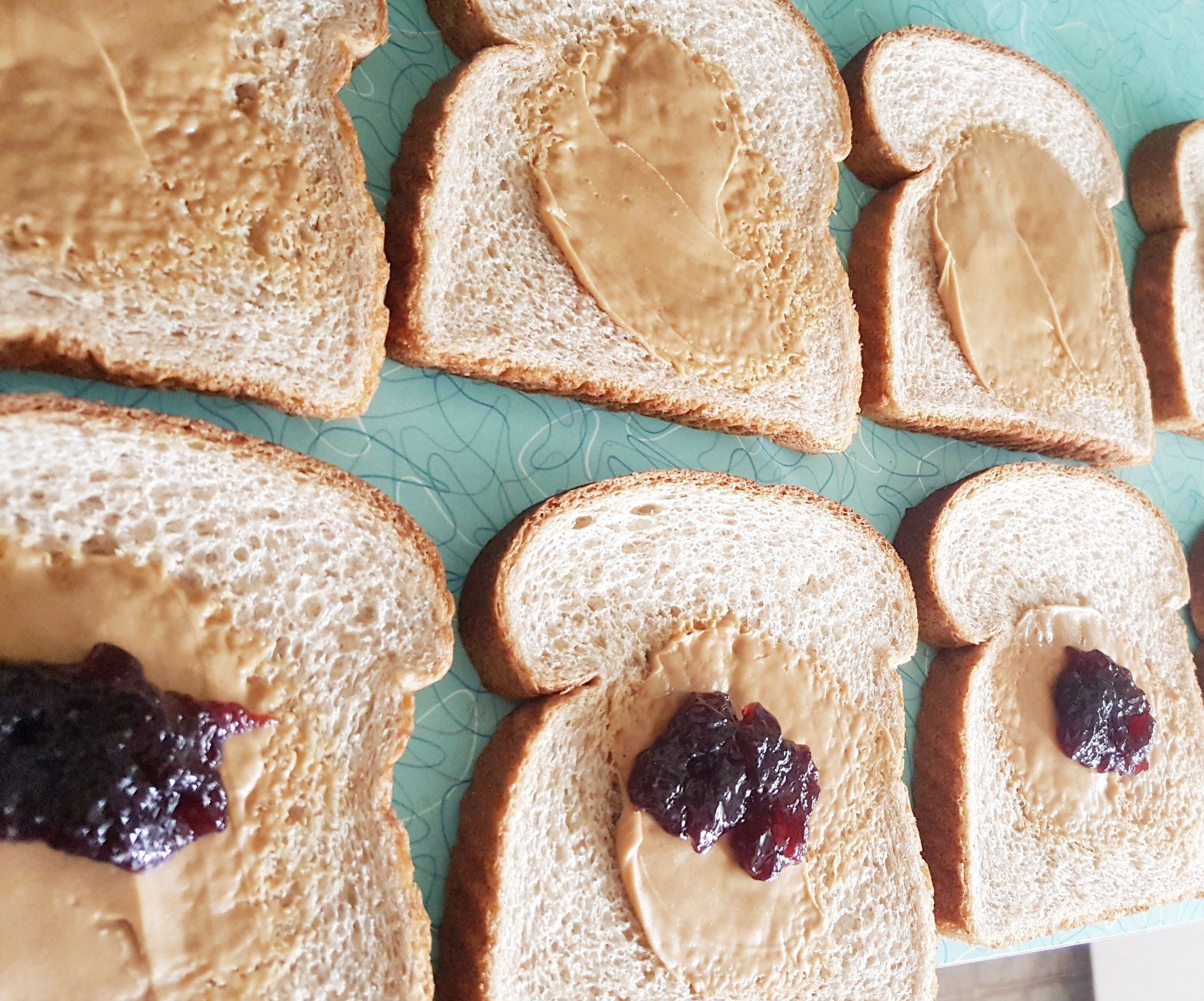 How to Make Homemade Uncrustables; Easiest School Lunch Ever images