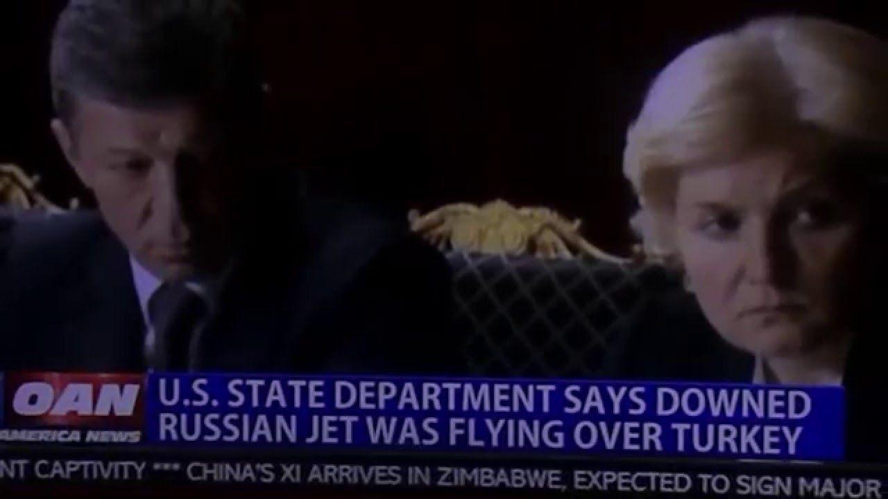 Vladimir Putin better think twice Turkey is No Hoe!! Russain Jet Shot Down