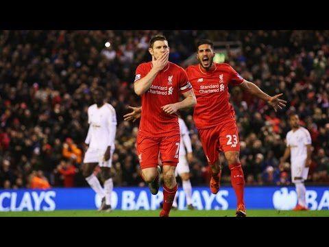 Hasil Pertandingan Liverpool Vs Swansea City: Skor 1 - 0 Tadi Malam Liga...