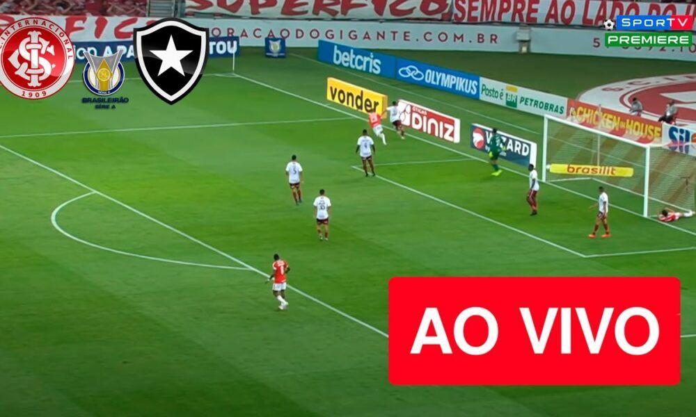 Assista Agora Internacional X Botafogo Ao Vivo Na Tv E Online Planos De Tv Botafogo Campeonato Brasileiro
