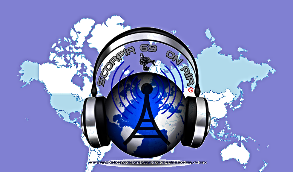 SCORPIA69 ON AIR  Website