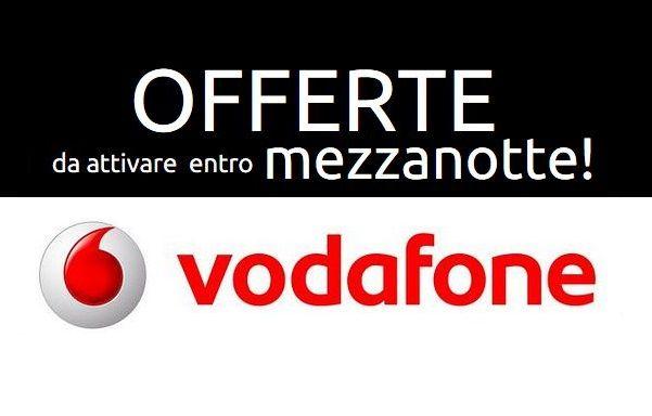 Vodafone: le offerte da attivare entro oggi 18/05 - http://www.tecnoandroid.it/vodafone-offerte-attivare-18-maggio/ - Tecnologia - Android