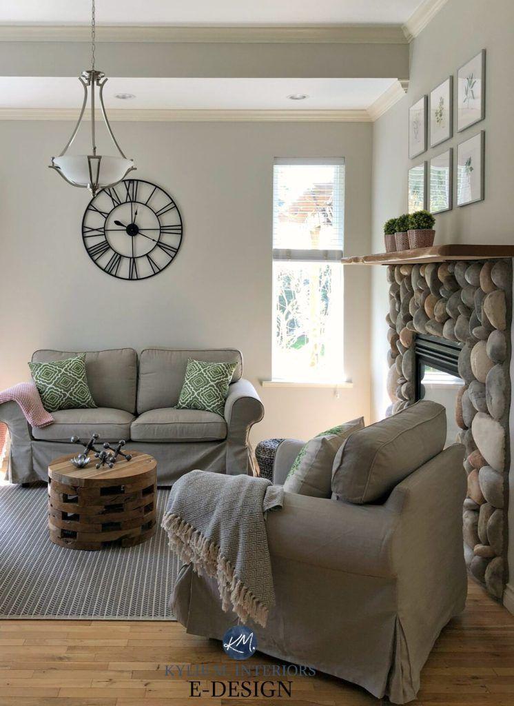 Best Benjamin Moore Edgecomb Gray Beige Khaki Colour Furniture 400 x 300