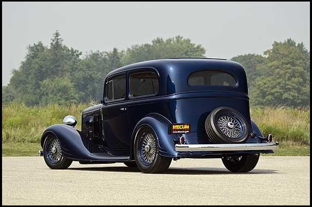 1933 Pontiac Street Rod 350 CI, Automatic