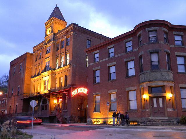 Penn Brewery. De #cervezas por #Pittsburgh #Pennsylvania con Penn Gold | Más ricones en decervezasporelmundo.com