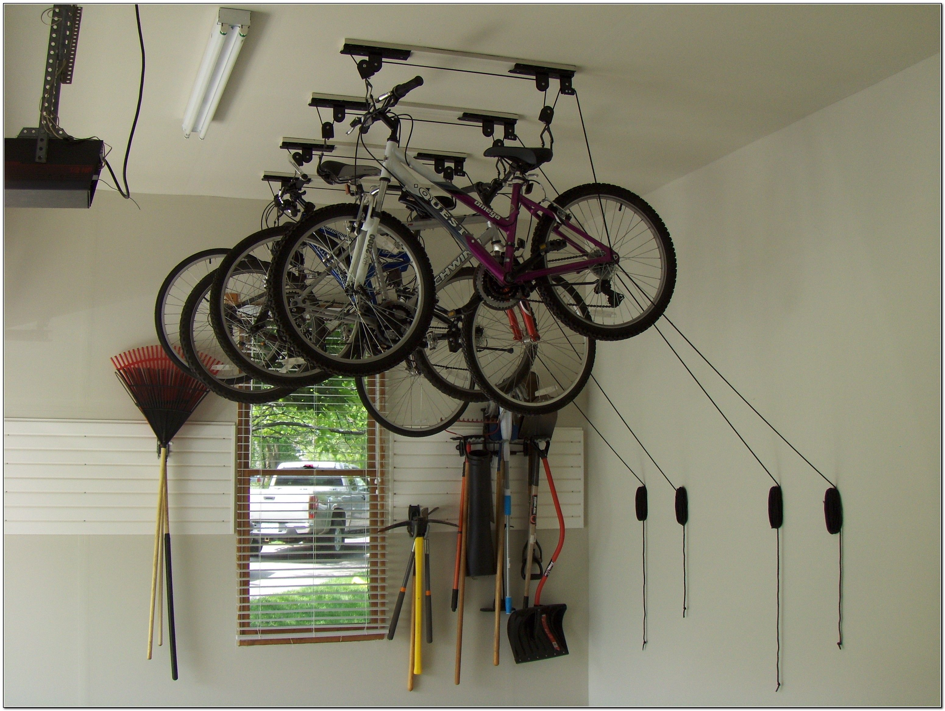 for popular bike pics stunning garage diy amazing in ceilings hang rack files and mount overhead a ideas storage easy without or ceiling your way style to