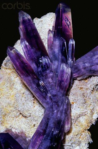 Amethyst variety of Quartz (SiO2), Mexico