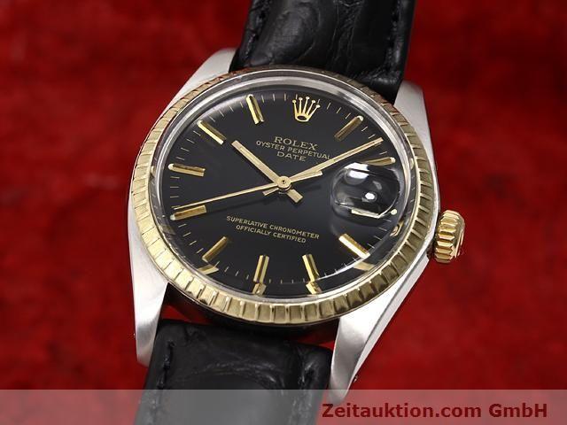 Rolex Date Stahl / Gold Automatik Kal. 1570