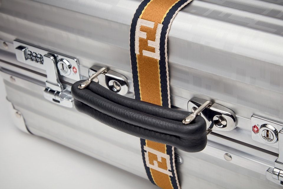 95d35c9ac9dd FENDI and RIMOWA Join Forces to Create First Luxury Suitcase ...
