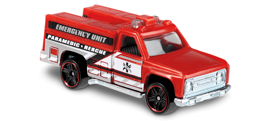 Hw Rapid Responder In Red Red Edition Car Collector Hot Wheels Car Hot Wheels Collector Cars