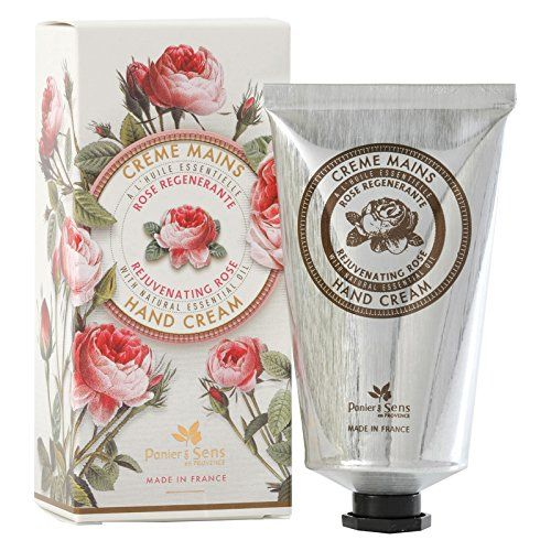 Panier Des Sens Hand Cream Rose With Rejuvenating Rose Essential Oils 26 Fl Oz >>> Continue to the product at the image link.
