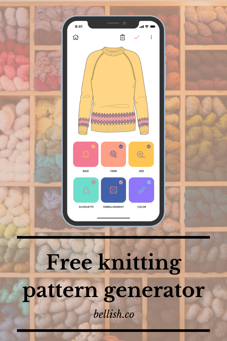 FREE graph pattern generator! for crochet, cross stitch, knitting ... | 1102x735