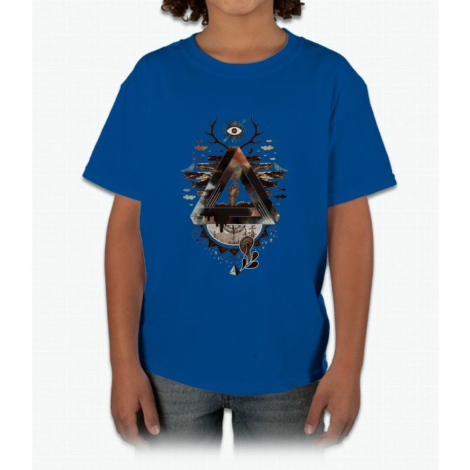 All Impossible Eye Young T-Shirt