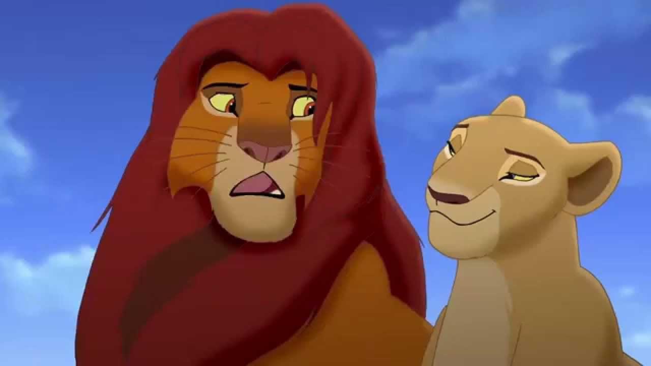 Lion King 2 Kiara