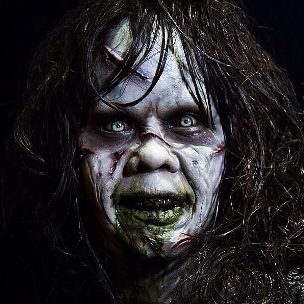 Exorcist......very scary, still gives me chills