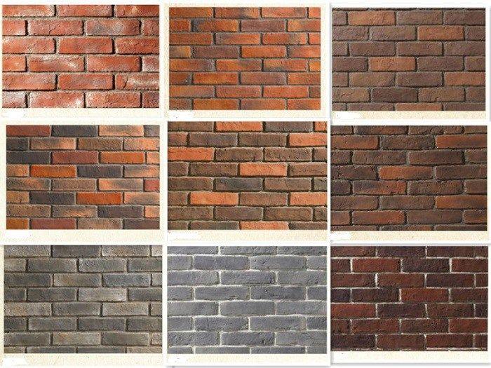 Plaqueta Decorativa Pared De Ladrillo Brick Decor Stone Decor Faux Brick Walls