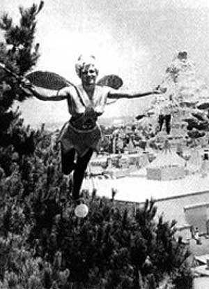 Tiny Kline, Disneyland's first Tinker Bell. This 71 year ...
