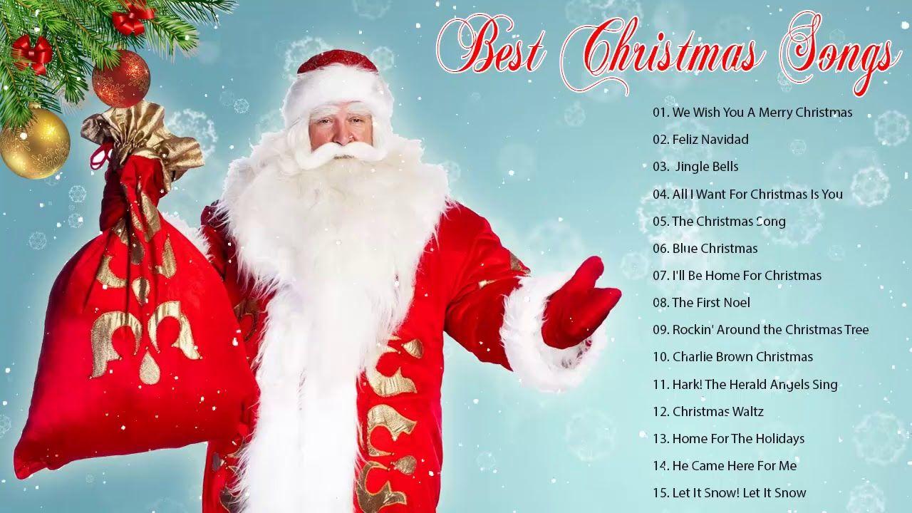 Feliz Navidad Joyeux Noel 2019.Musique De Noel ღ Joyeux Noel 2019 ღ Compilation
