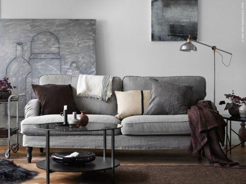 Kero I Am Ikea Stocksund Sofa Home Living Room Home Home And Living