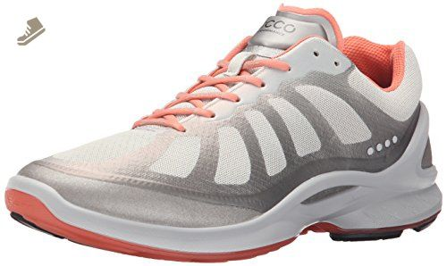 ECCO Women BIOM Fjuel Racer Shoes Silver 11 11.5