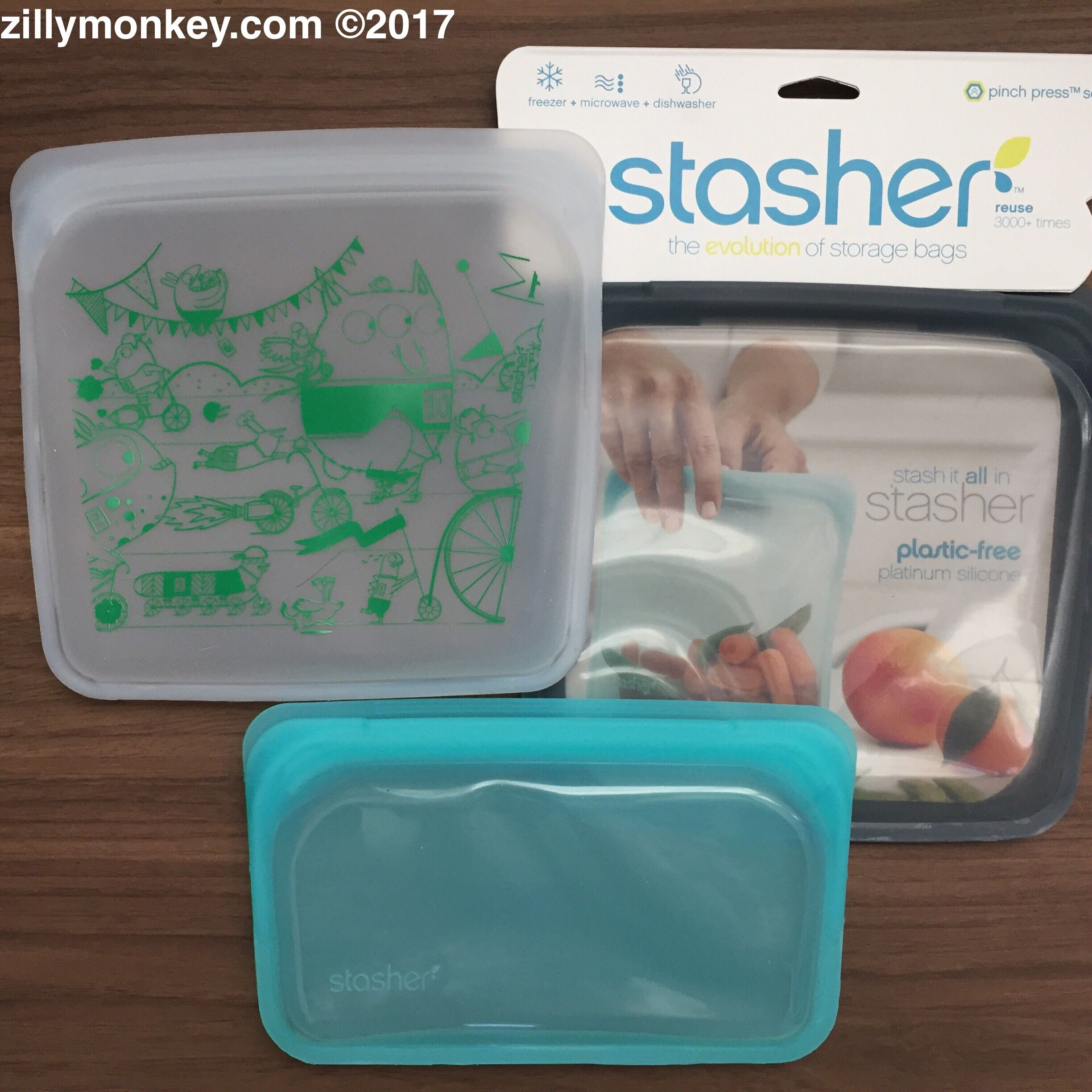 Save No More Throwing Away Plastic Bags Meet Stasher Reuse 3000 Times Plastic Free 100 Platinum Silicon Food Saf Stasher Safe Food Bag Storage