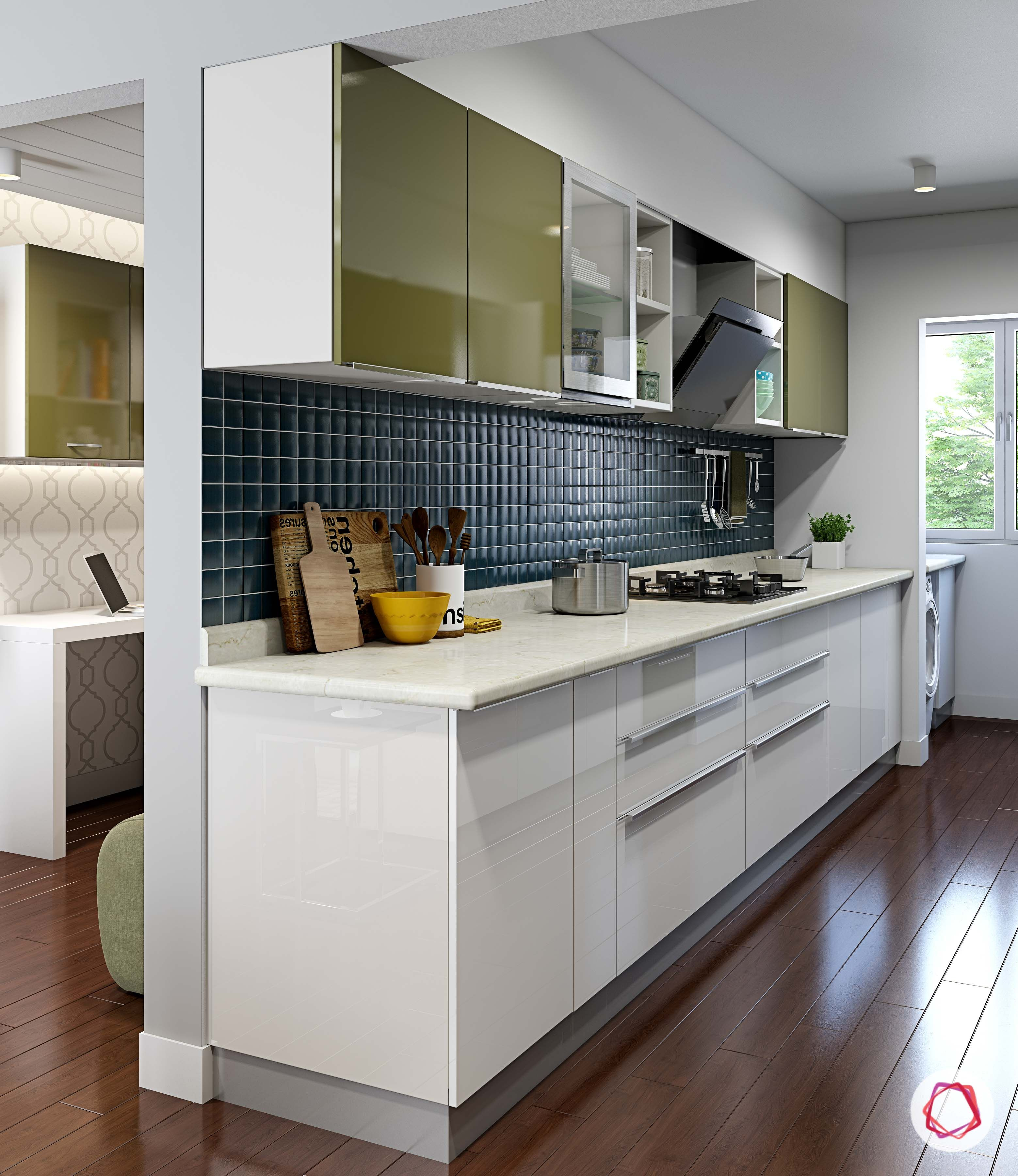 Small Apartment And A Small Kitchen No Problem Take Inspiration