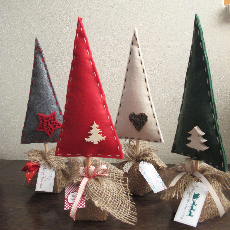 Decorazioni Natalizie In Feltro Pinterest.Cerca E Salva Idee Su Decorazioni Natale Fai Da Te Feltro Su