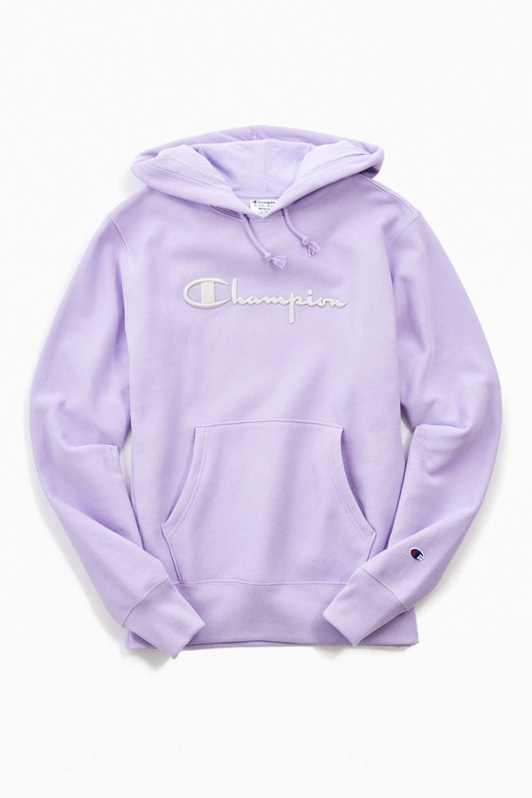 Champion UO Exclusive Reverse Weave Boyfriend Hoodie Sweatshirt
