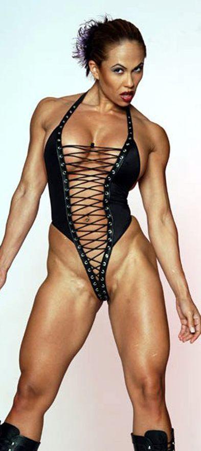 sabah Fitness bikini model dina al