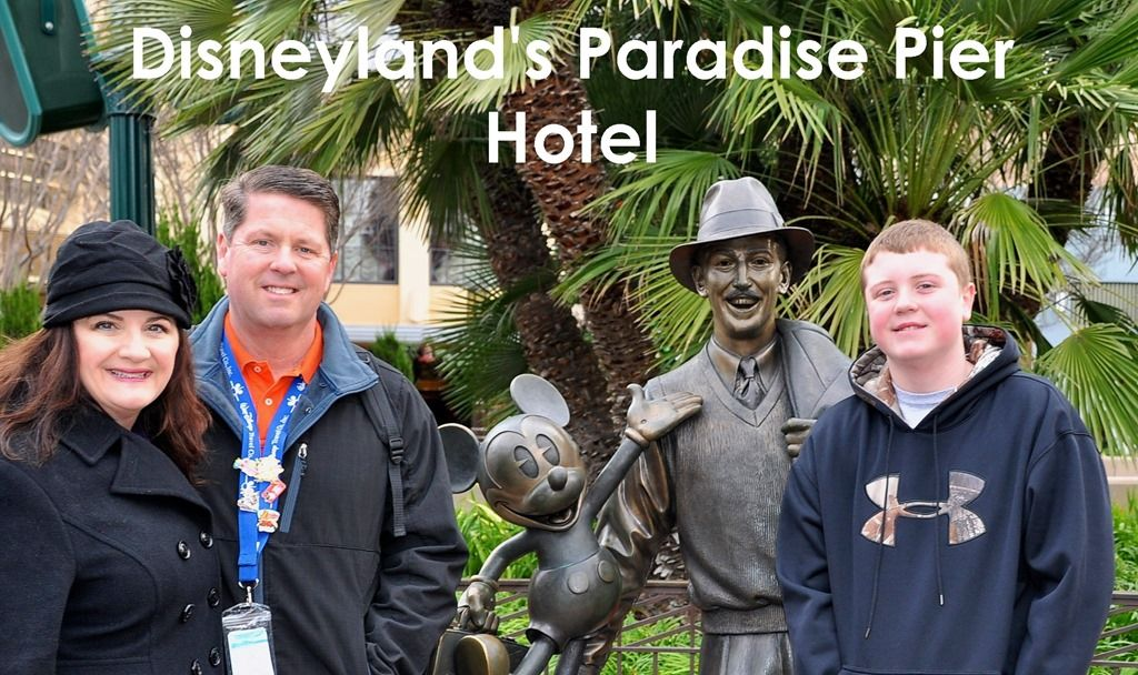 Disneyland's Paradise Pier Hotel - Travel with the Magic - Amy@TravelWithTheMagic.com