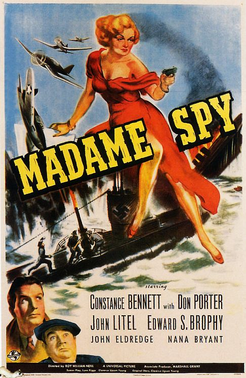 Download Madame Spy Full-Movie Free