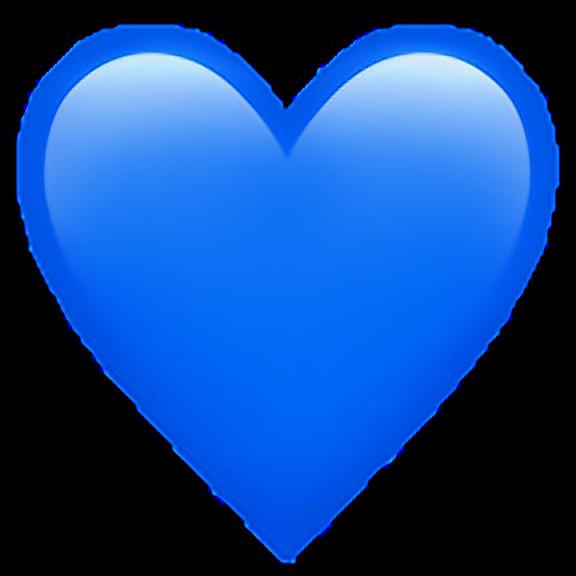 Discover The Coolest Blueheartemoji Blue Heart Emoji Stickers Blue Heart Emoji Heart Emoji Blue Emoji