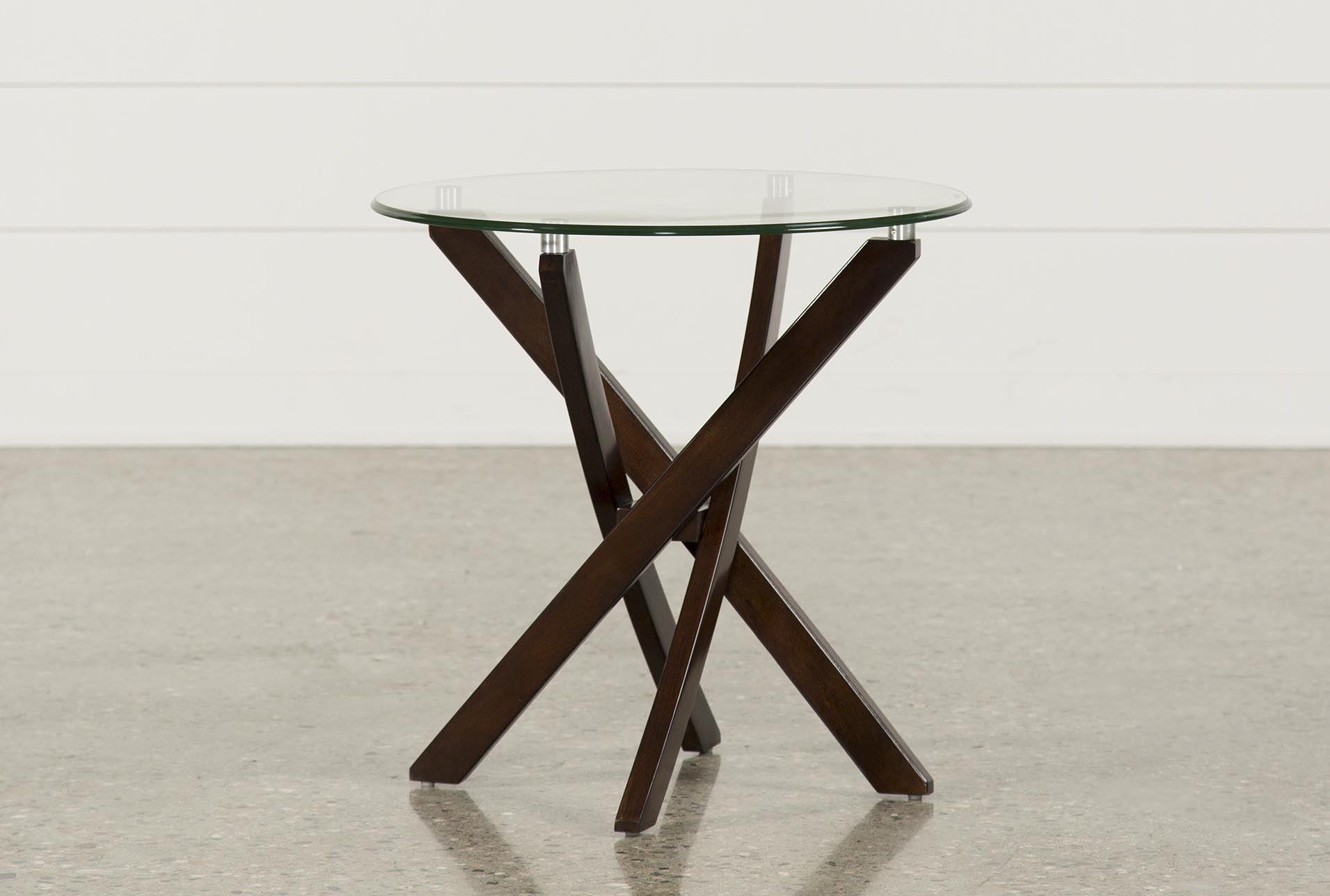 Kit Brisbane End Table End Tables Table Furniture [ 1288 x 1911 Pixel ]