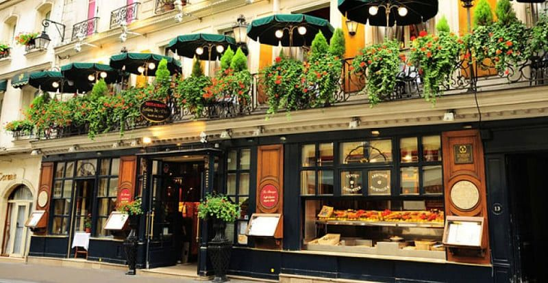 History Of Cafe Procope Oldest Coffee Shop In Paris Paris Cafe