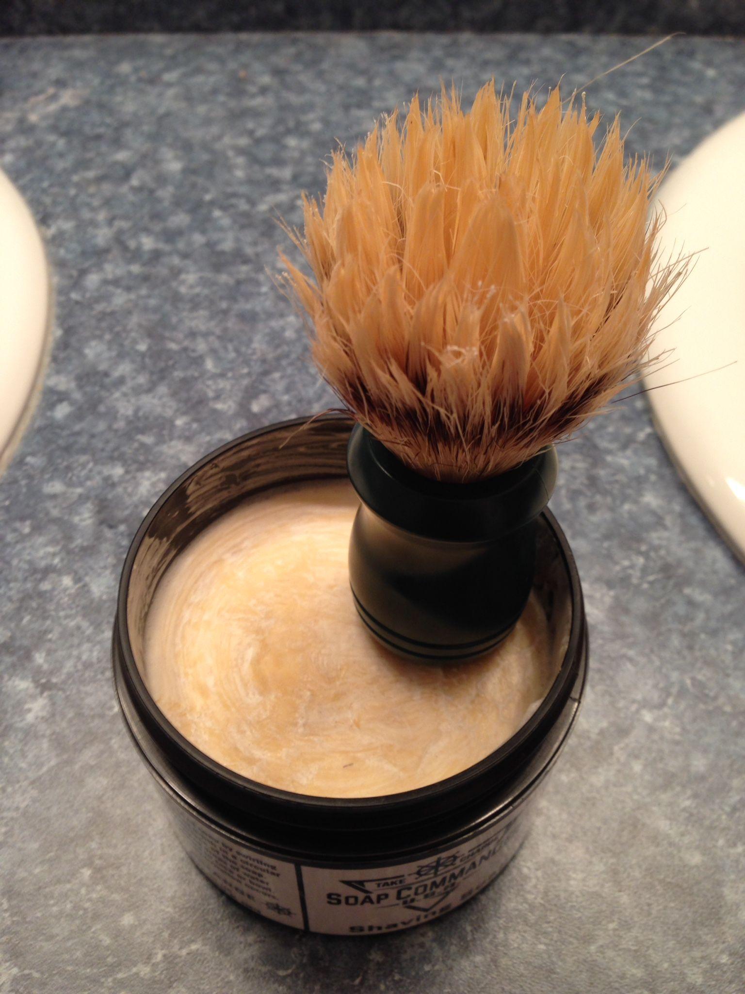#BaldNation bowless shave  thebaldnation.com