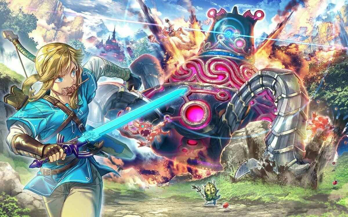 Pin By King Of The Fallen On The Legend Of Zelda Legend Of Zelda