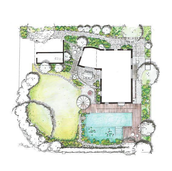 Gartenplanung #Schwimmteichplanung #Gartengestaltung #Gartenbau