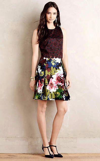 Ninette Dress #anthrofave