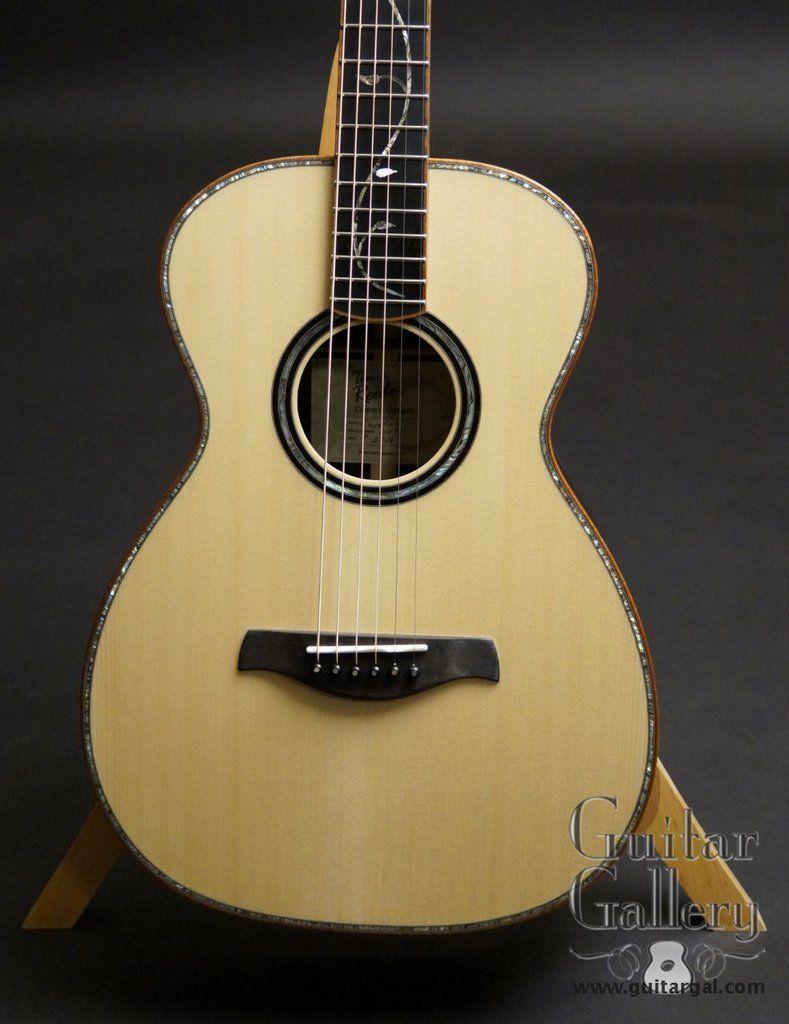 Reede Catavina Parlor Guitar Acoustic Guitar Guitar Acoustic