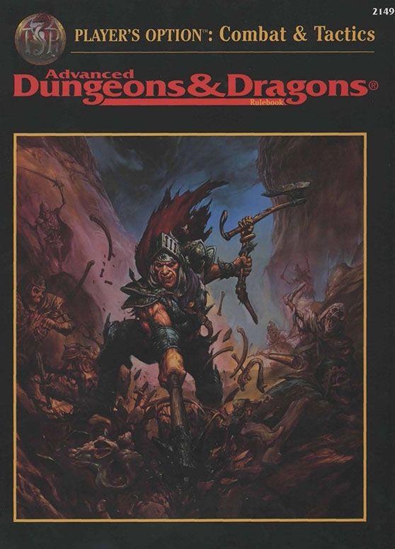 Dungeons Dragons Player S Option Combat Tactics Dungeons