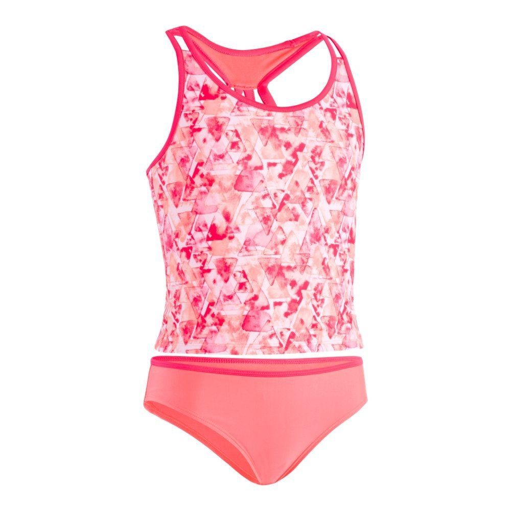 Under Armour Girls Tankini