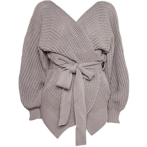 Topshop USA - Cotton Cardi By Boutique (£60) ❤ liked on Polyvore featuring tops, cardigans, jackets, outerwear, sweaters, topshop cardigan, topshop, cotton cardigan and topshop tops