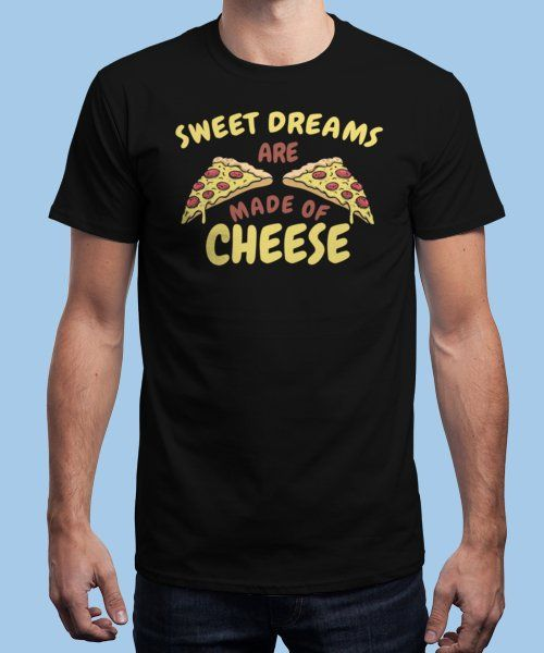 """""""SWEET DREAMS"""" is today's £9/€11/$12 tee for 24 hours only on Pin this for… 