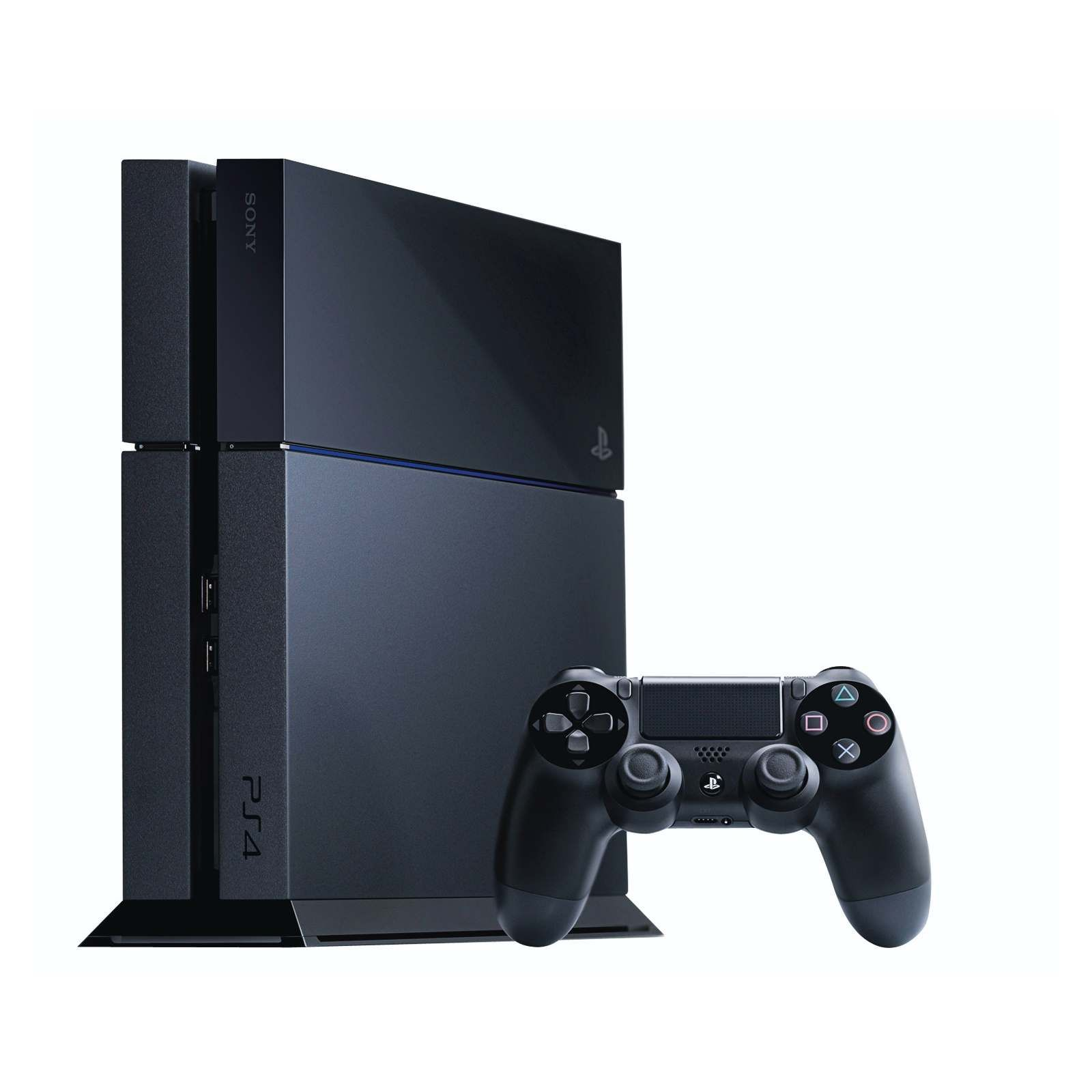 Ps4 500gb Console Black Playstation 4 Console Ps4 Console Sony Playstation How to read videos on ps4
