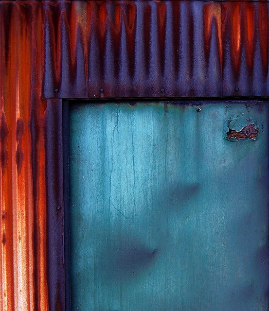 Rust by bansidhe, via Flickr
