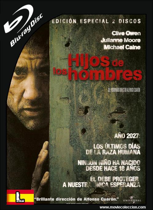Descargar hijos de los hombres español dvdrip children of men online.